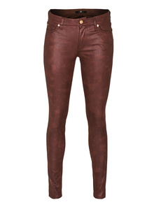 SEVEN FOR ALL MANKIND Cracked Bordeaux