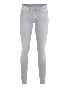 SEVEN FOR ALL MANKIND The Skinny Slim Illusion Summer Grey
