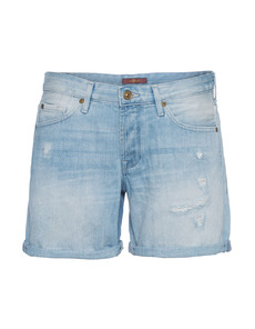 SEVEN FOR ALL MANKIND Slouchy Short Arizona Bleached