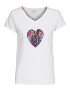 FELDER FELDER Lost Heart White