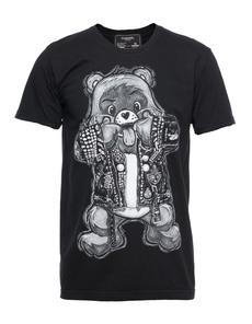 DOM REBEL Teddy Punk Black