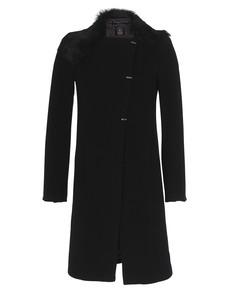 PLEIN SUD SUD Fur Luxe Black