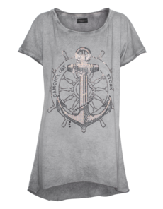 CAMOUFLAGE COUTURE STORK Captain Heather Grey