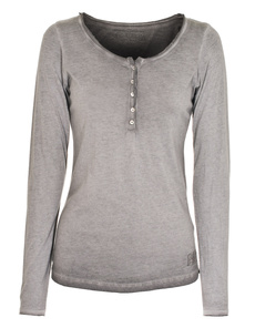 TRUE RELIGION Mother Of Pearl Dove Grey