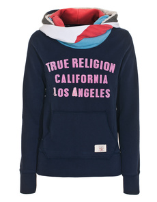 TRUE RELIGION Los Angeles Rugby Blue