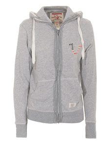 TRUE RELIGION Fleece Grey Marl