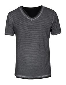 DRAKEWOOD Brian Stripe Vintage Grey