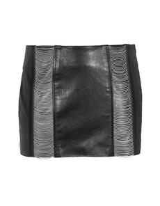 Plein Sud chain leather black