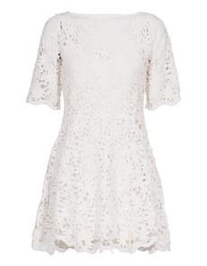 Nightcap Clothing Daisy Crochet White