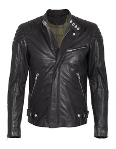 Dondup Cool Leather Black