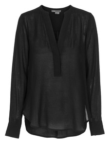VINCE Ray Tunic Black