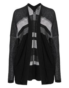 VINCE Knit Striped Black