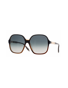 25 SUNCLASS by JADES24 Victoria Beckham VBS3 Feminine Square Brown