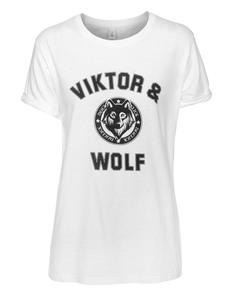 TRÈS CLICK Viktor & Wolf  White
