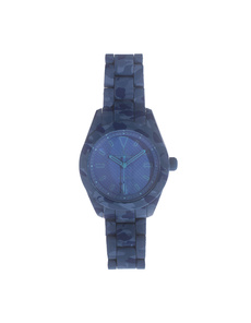 TOYWATCH Velvety Camouflage Blue