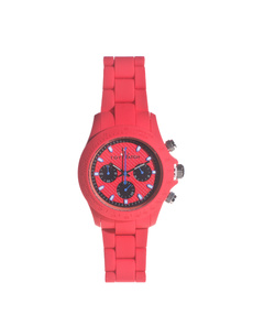 TOYWATCH Chrono Velvety Red