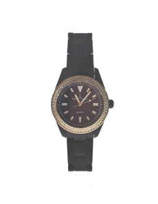 TOYWATCH Velvety Black Full Pave