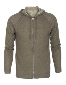 Majestic Filatures  Hooded Sport Deluxe Olive