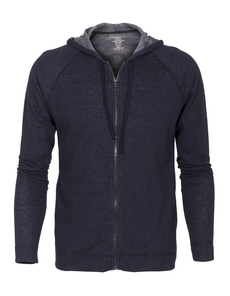 Majestic Filatures  Hooded Sport Deluxe Blue