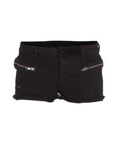 RtA Denim Cool Zip Black