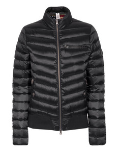 TRUE RELIGION Bomber Light Black