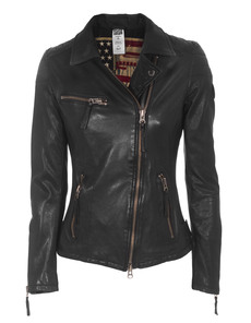 TRUE RELIGION Cool Biker Black
