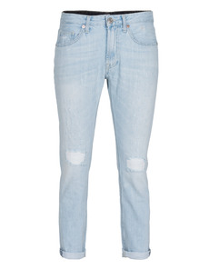 TRUE RELIGION Grace New Boyfriend Sky Blue