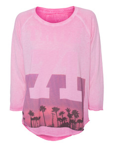 TRUE RELIGION T Relax Pink