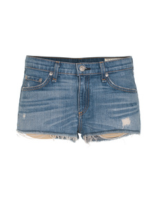 RAG&BONE Mila Cut-Off Moss