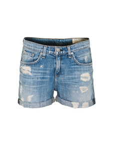 RAG&BONE The Boyfriend Short Tattered