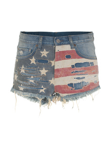 DENIM & SUPPLY by Ralph Lauren Stars and Stripes Denim Blue