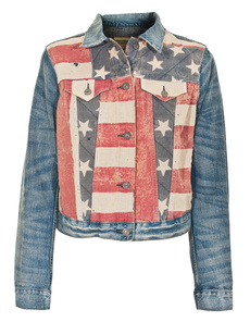 DENIM & SUPPLY by Ralph Lauren Boyfriend Trucker Acadia Wash