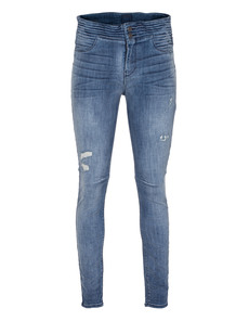 RtA Denim High Waisted Cool Blue