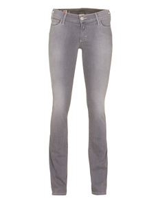 TRUE RELIGION Cora Tainted Tin Grey