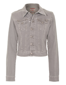 TRUE RELIGION Emily General Lee Overdye Pebble