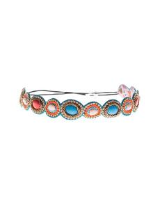 Deepa Gurnani Bead Circle Turquoise