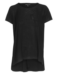JAMES PERSE Oversize Collage Black