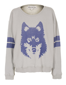 WILDFOX Vintage Wolf Morning Mist