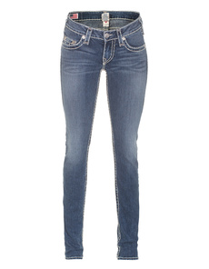 TRUE RELIGION Stella Super T Dewey Avenue
