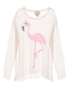 WILDFOX Pink Pet Roadie Vintage Lace