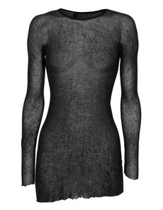 BORIS BIDJAN SABERI Woman Long Black