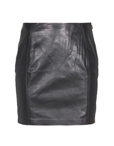 BLK DNM  4 Leather Black