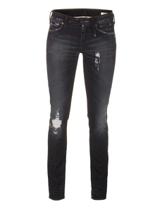TRUE RELIGION Shannon Black 50´s Group Dark Bliston