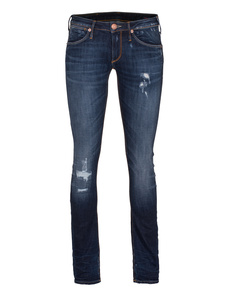 TRUE RELIGION Jude Skinny Indigo 50s Bliston