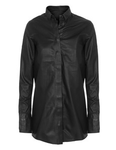 BORIS BIDJAN SABERI Clean Cut Women Black