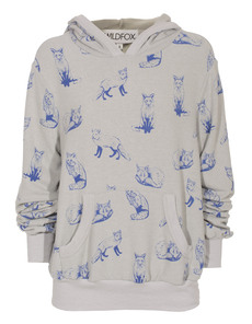 WILDFOX Fox Toile Malibu Morning Mist
