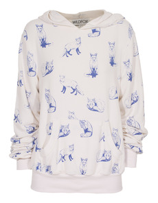 WILDFOX Fox Toile Malibu Vintage Lace