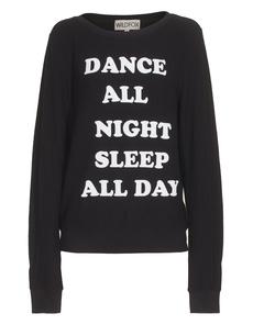 WILDFOX Dance All Night Jet Black