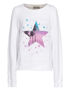 WILDFOX Starry Palms Clean White