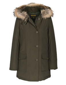 WOOLRICH W's New Arctic Parka Olive
